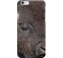 The Great American Bison iPhone Case/Skin