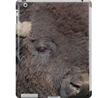 The Great American Bison iPad Case/Skin