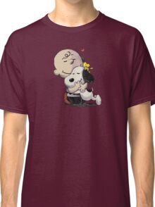 Everything Will Be Okay Peanuts Classic T-Shirt