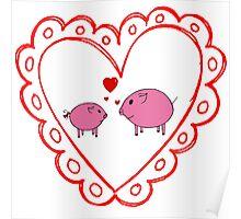 PiGgy in Love! Poster