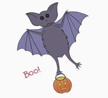 Cute Bat Baby Tee