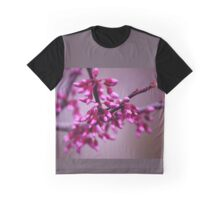 Eastern Redbud Spring Buds Graphic T-Shirt