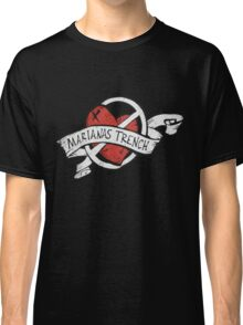 Marianas Trench Heart Logo Classic T-Shirt