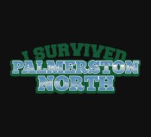I Survived PALMERSTON NORTH (New Zealand) Baby Tee