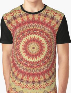 Mandala 057 Graphic T-Shirt