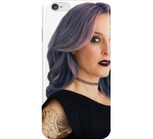 Punk Gillian (Version 2) iPhone Case/Skin