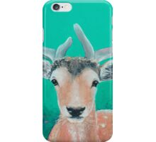 Reindeer for Christmas iPhone Case/Skin