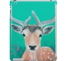 Reindeer for Christmas iPad Case/Skin