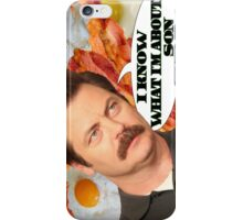I Know What I'm About, Son iPhone Case/Skin