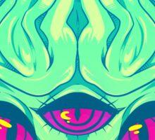 All Seeing Sphynx: B Sticker