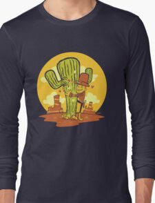 Cactus Hugger Long Sleeve T-Shirt
