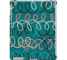 The Springs on green iPad Case/Skin