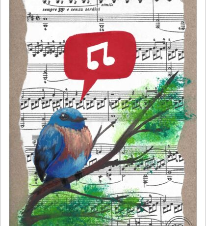 Song Sticker