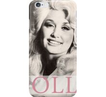 DOLLY PARTON iPhone Case/Skin