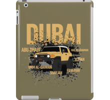 Dubai  iPad Case/Skin