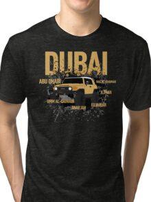 Dubai  Tri-blend T-Shirt