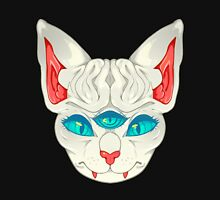 All Seeing Sphynx: C Zipped Hoodie