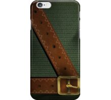 Link's Buckles  iPhone Case/Skin