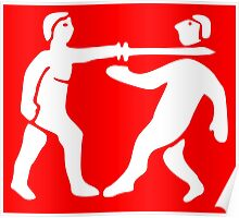 Flag of the Benin Empire Poster