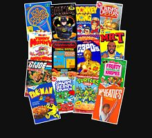 80s Totally Radical Breakfast Cereal Spectacular!!! Unisex T-Shirt