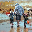 Dad & The Boys III by Claire McCall