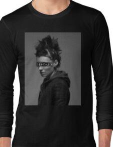 Lisbeth Salander is a... Long Sleeve T-Shirt