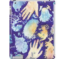 Snow trolls iPad Case/Skin