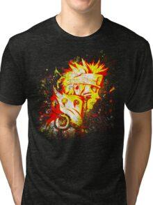 Grunge Uzumaki Tri-blend T-Shirt