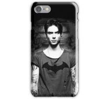 Andy Biersack Contrast iPhone Case/Skin