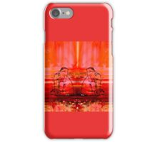 Why Elephants are Never Teased iPhone Case/Skin