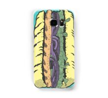 food masquerade Samsung Galaxy Case/Skin