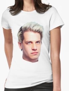 Milo Yiannopoulos Portrait Womens Fitted T-Shirt