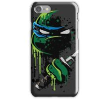 Cowabunga - Leo iPhone Case/Skin