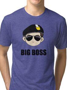 big boss Tri-blend T-Shirt
