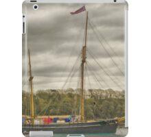 Tall Ship Bessie Ellen iPad Case/Skin