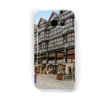 Shopping in Chester, England Samsung Galaxy Case/Skin