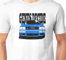Genes decide Unisex T-Shirt