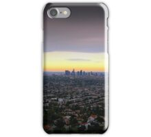 Los Angeles, California iPhone Case/Skin