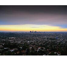 Los Angeles, California Photographic Print