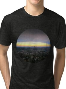 Los Angeles, California Tri-blend T-Shirt