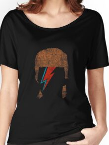 David Bowie Vintage Tees Women's Relaxed Fit T-Shirt