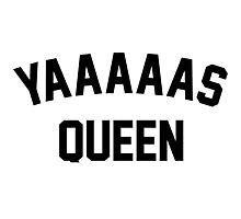 Yas Queen Photographic Print