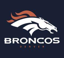 Denver Broncos Super Bowl One Piece - Short Sleeve