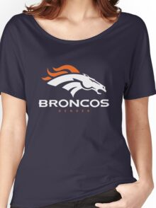 Denver Broncos Super Bowl Women's Relaxed Fit T-Shirt