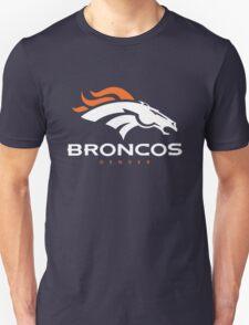 Denver Broncos Super Bowl Unisex T-Shirt