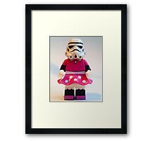 One for the weekend Framed Print