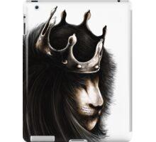 Lion Throne iPad Case/Skin