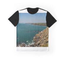 Coastal View Graphic T-Shirt