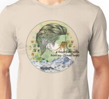 behind the sea Unisex T-Shirt