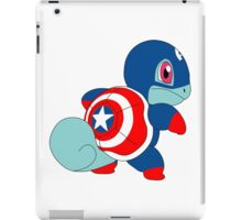 Captain Kanto iPad Case/Skin